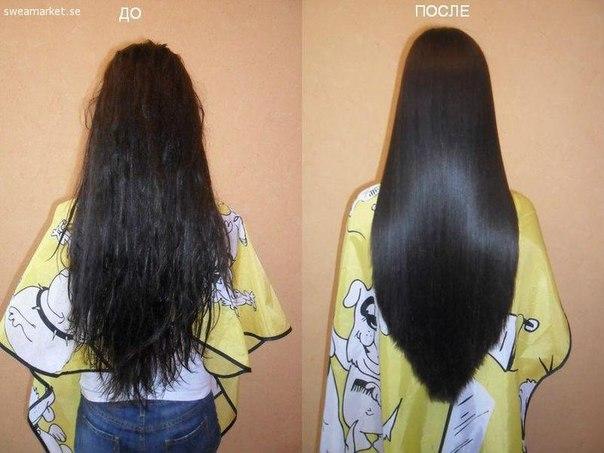 Как восстановить волосы в домашних условиях фото